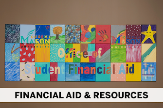 Financial Aid Resources Button on Student Resource Page